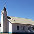 Satus Shaker Church by Charles Robinson