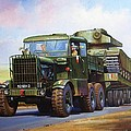 Scammell Explorer. by Mike Jeffries
