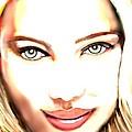 Scarlette Johanson by Mathieu Lalonde