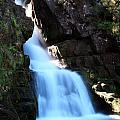Scotish Waterfall  by Ollie Taylor