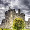 Kilchurn Castle Scotland by Colin Woods