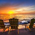 Sea Dreams II by Debra and Dave Vanderlaan