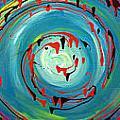Sea Swirl by Preethi Mathialagan