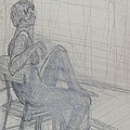 Seated by Erika Chamberlin