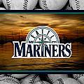 Seattle Mariners by Joe Hamilton