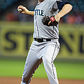 Seattle Mariners V Houston Astros by Bob Levey