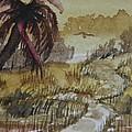 Sepia Sunrise by Warren Thompson