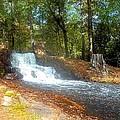 Serenity Creek by James Potts