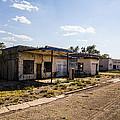 Service Station 4 by Angus Hooper Iii