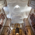 Seville Cathedral Interior by Artur Bogacki