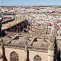 Seville Cityscape by Artur Bogacki