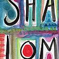 Shalom by Linda Woods