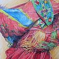 Shawl Dancer by Sharon Sorrels