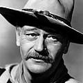She Wore A Yellow Ribbon, John Wayne by Everett