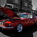 Shelby Gt 500 Mustang by Tommy Anderson
