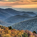 Shenandoah National Park Sunset by Pierre Leclerc Photography