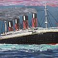 Ship Of Dreams by Jose Bernal