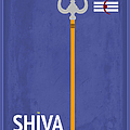 Shiva The Destroyer by Tim Gainey