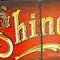 Shoe Shine Kit by Pamela Walrath