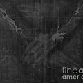 Shroud Of Turin- Jesus' Hands by Raine Cook