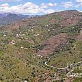 Sierra De Almijara Hills by Rod Jones