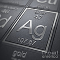 Silver Chemical Element by Science Picture Co
