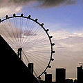 Singapore Cityscape by Jijo George