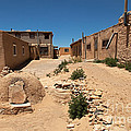 Sky City Acoma Pueblo by Fred Stearns