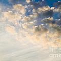 Sky With Clouds by Dan Radi