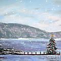 Smith Mountain Lake Christmas by Shelley Koopmann