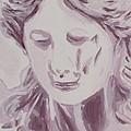 Sorrow - Triptych Panel 1 by Kelvin Kelley