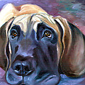Soulful - Great Dane by Lyn Cook