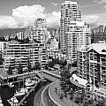 South Vancouver Bc Canada by Bill Cobb