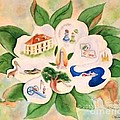 Southern Magnolia by Linda Burrow