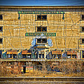 Abandoned Southwestern Freight Depot Dsc03080 by Greg Kluempers
