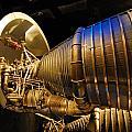 Space Rocket Thrust Engine by Alex Grichenko