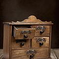 Spice Cabinet by Amanda Elwell