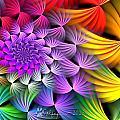 Spiral Swirls by Peggi Wolfe