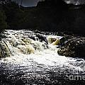 Splashing Australian Water Stream Or Waterfall by Jorgo Photography - Wall Art Gallery