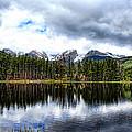 Sprague Lake by Alan Hutchins
