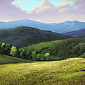 Spring Hills by Frank Wilson