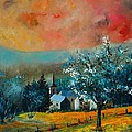 Spring In Gendron by Pol Ledent