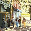 Spring Screening by Bibi Snelderwaard Brion
