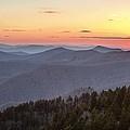 Spring Sunset by Johnny Crisp