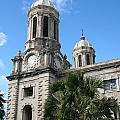 St Johns Cathedral Antigua by Jason O Watson