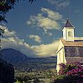 St. Joseph Catholic Church Kaupo Maui Hawaii by Sharon Mau