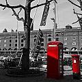 St Katherine's Dock by David Pyatt