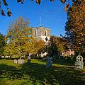 St Marys Church Kintbury by Mark Llewellyn