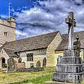 St Sannans Church Bedwellty 2 by Steve Purnell