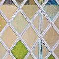 Stained Glass Window by Tom Gowanlock